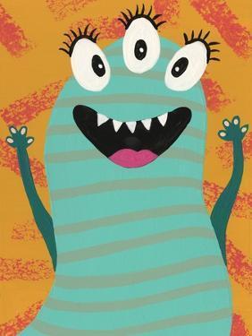 Happy Creatures V by Regina Moore
