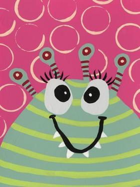 Happy Creatures VII by Regina Moore