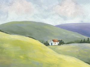 Hillside Vista I by Regina Moore