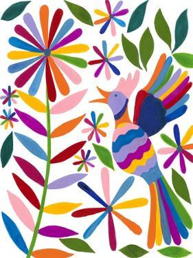 Otomi Bird II by Regina Moore