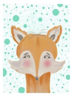 Peeky Boo IV by Regina Moore