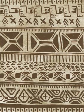 Tribal Markings I by Regina Moore