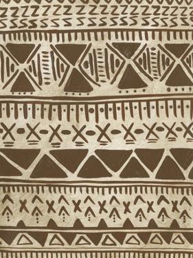Tribal Markings II by Regina Moore