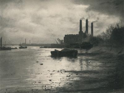 'Chelsea Power Station', c1927, (1927)