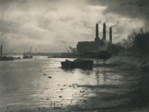 'Chelsea Power Station', c1927, (1927) by Reginald Belfield