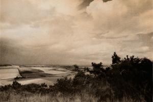 'From the Downs above Streatey, Berks', c1927, (1927) by Reginald Belfield