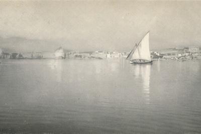 'In the Harbour, Palma, Majorca', c1927, (1927)