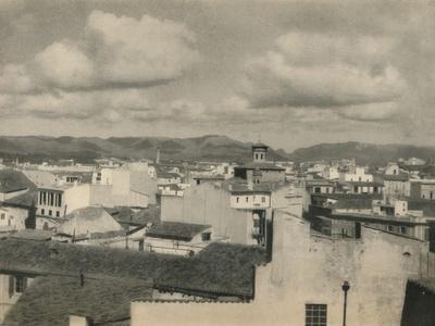 'Roofs of Palma, Majorca', c1927, (1927)