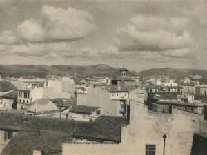 'Roofs of Palma, Majorca', c1927, (1927) by Reginald Belfield