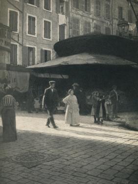'Sunshine and Shadow, Marseilles', c1927, (1927) by Reginald Belfield