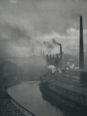 'Where The Shells Came From (Sheffield)', c1927,  (1927) by Reginald Belfield