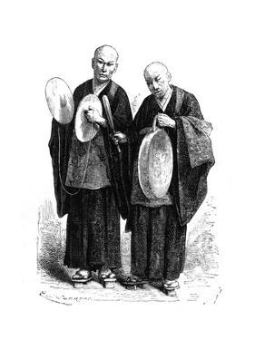 Regional Music:Japanese Gong and Cymbals, C. 1870.