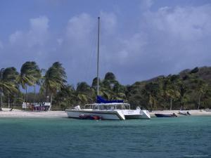 Daytrip Catamaran, Tobago Cays, Grenadines by Reid Neubert