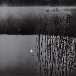 Sunken Moon, Salt Spring Island by Reid Valom