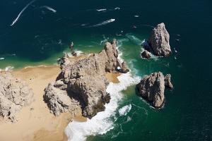 Lands End, Cabo San Lucas, Baja California Sur, Mexico by Reinhard Dirscherl