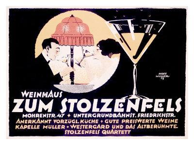 Weinhaus Zum Stolzenfels Restaurant