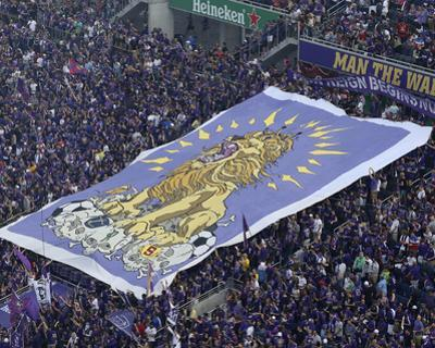 Mar 8, 2015, New York City FC vs Orlando City SC by Reinhold Matay