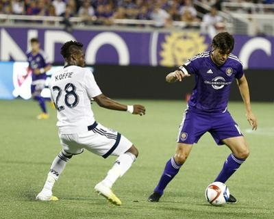 MLS: Vancouver Whitecaps FC at Orlando SC by Reinhold Matay