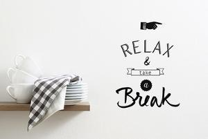 Relax & Take a Break