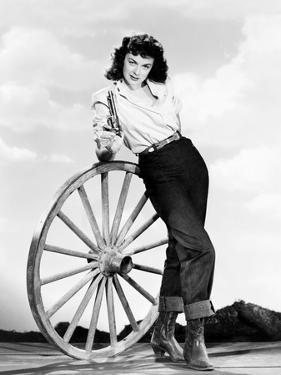 Relentless, Marguerite Chapman, 1948