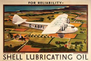 Reliability Shell Lubricating