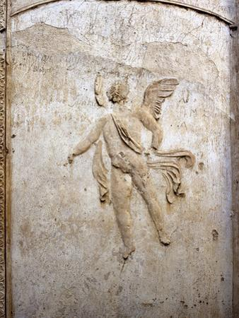 Relief Depicting Cupid, Temple of Isis, 2nd Century BC, Pompeii
