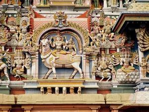 Relief Depicting Shiva and Parvati Riding on Nandi