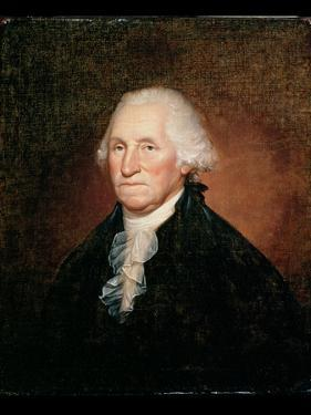 George Washington (1732-99) 1795 by Rembrandt Peale