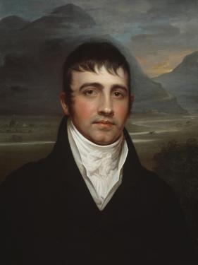 Samuel Fisher Bradford, 1803-08 by Rembrandt Peale