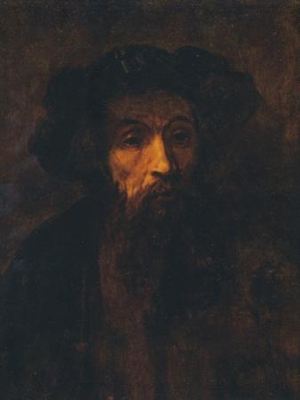 A Bearded Man in a Cap, (1657), 1903 by Rembrandt van Rijn