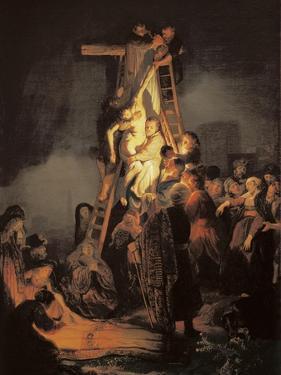 Descent from the Cross by Rembrandt van Rijn