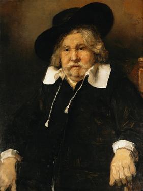 Portrait of an Old Man, 1667 by Rembrandt van Rijn