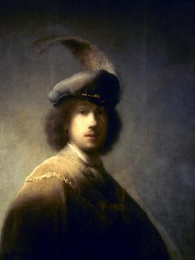 Rembrandt Van Rijn by Rembrandt van Rijn