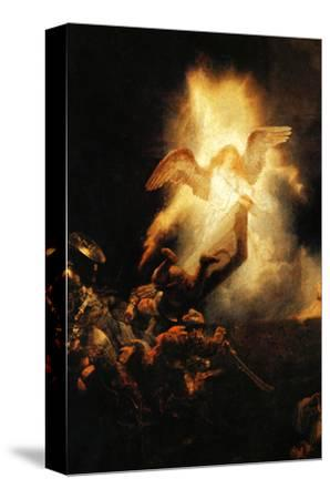 Resurrection by Rembrandt van Rijn