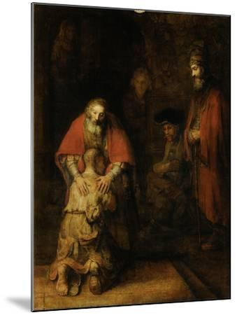 Return of the Prodigal Son, c. 1669 by Rembrandt van Rijn