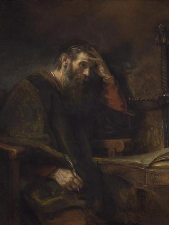 The Apostle Paul, C.1657