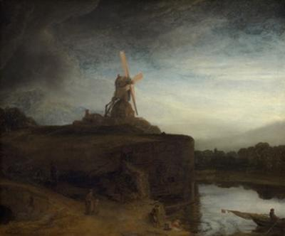 The Mill, C. 1645-48 by Rembrandt van Rijn