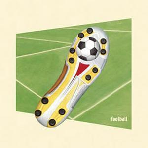 Football by Reme Beltran
