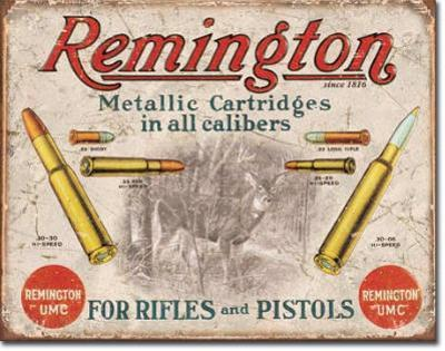 Remington For Rifles & Pistols
