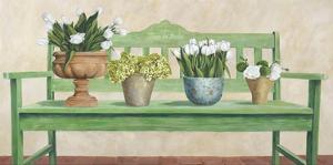Jardin Francais by Remy Dellal