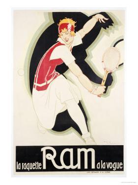 Ram, 1930 by Ren? Vincent