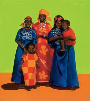 Gorom Gorom Burkina Faso by Renate Holzner