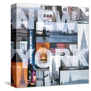 New York by Renate Holzner