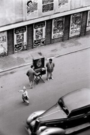 Cairo, Egypt, 1958 by Rene Burri