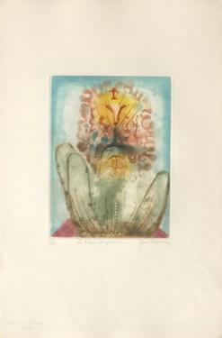 Fleur Mysterieuse by René Carcan