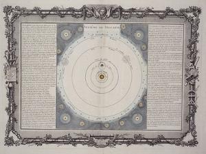 Systeme De Descartes, 1761 by Rene Descartes