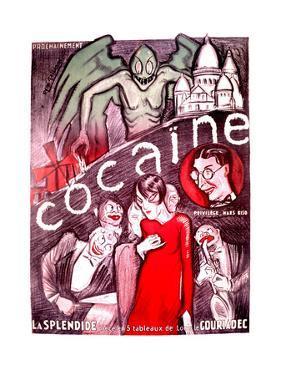 Cocaine by Rene Galliard