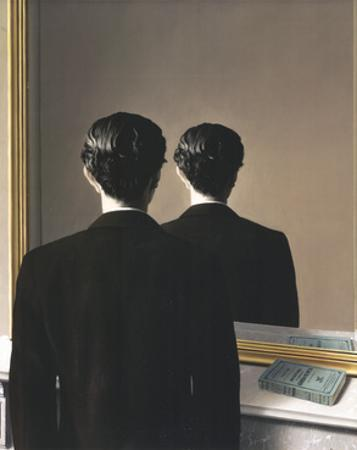 La Reproduction interdite, 1937 by Rene Magritte
