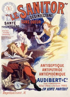 Le Sanitor by René Péan