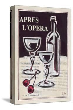 Apres L'Opera Porto by Rene Stein